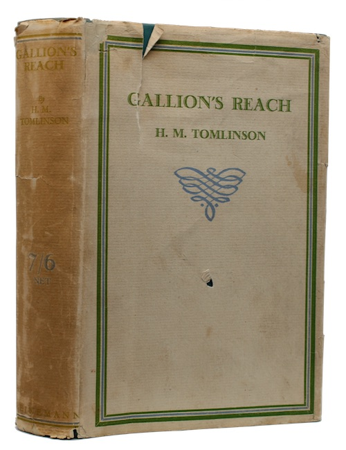 "Photo of ""Gallions reach: a romance"""