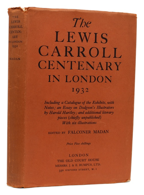 "Photo of ""The lewis carroll centenary in ..."""