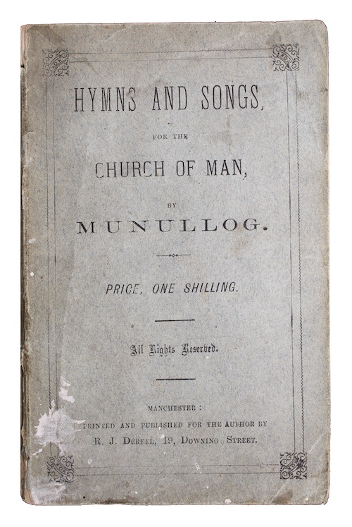 "Photo of ""Hymns and songs, for the ..."""