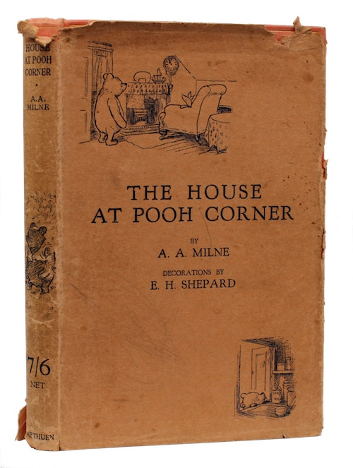 """Photo of """"The house at pooh corner"""""""