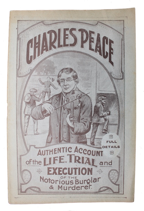 "Photo of ""Charles Peace. Authentic Account of ..."""