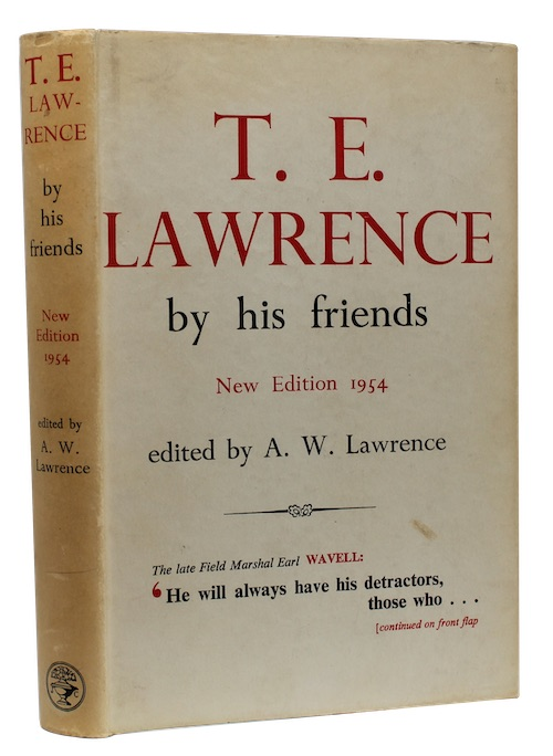 "Photo of ""T. E. Lawrence by his ..."""