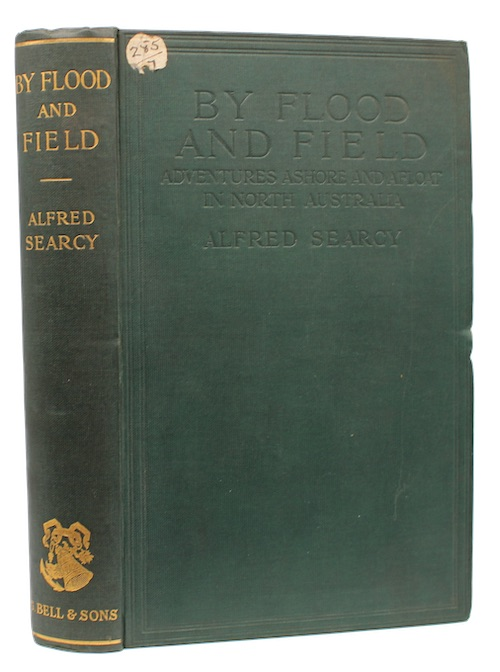 "Photo of ""By flood and field: Adventures ..."""