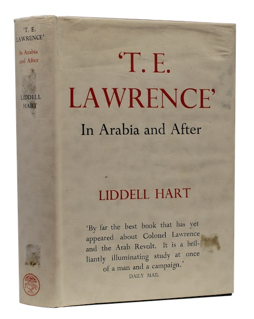 "Photo of ""'T. E. Lawrence' In Arabia ..."""