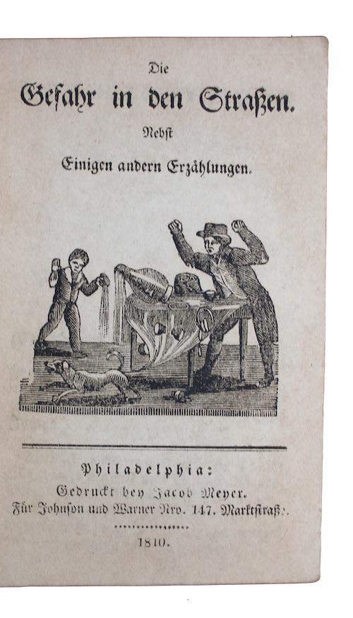 """Photo of """"Die Gefahr in den Strassen. ..."""""""