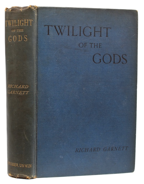 "Photo of ""The twilight of the gods ..."""