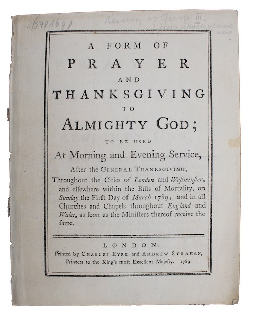 """Photo of """"A form of prayer and ..."""""""