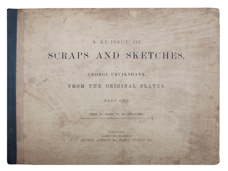 "Photo of ""A re-issue of scraps and ..."""