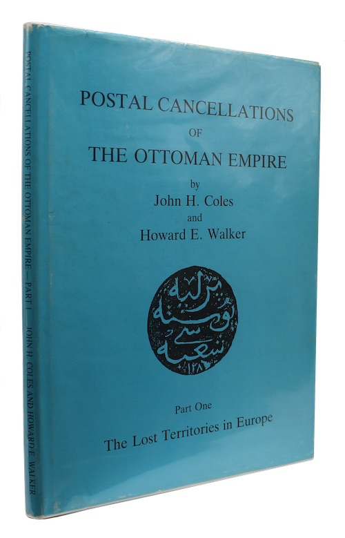 "Photo of ""Postal cancellations of the ottoman ..."""