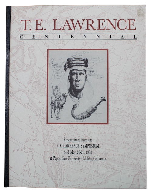 "Photo of ""T. E. Lawrence centennial: Presentation ..."""