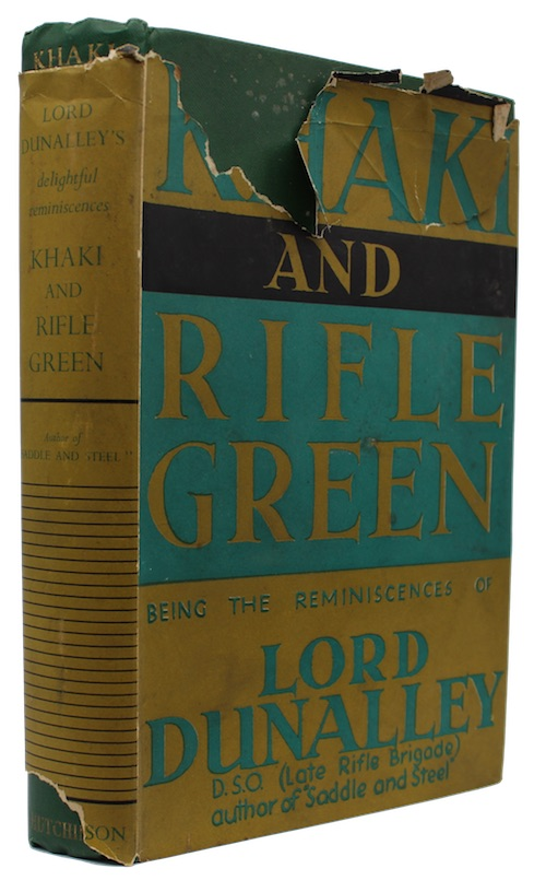 "Photo of ""Khaki and rifle green"""