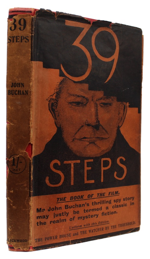 "Photo of ""The Thirty-Nine Steps"""
