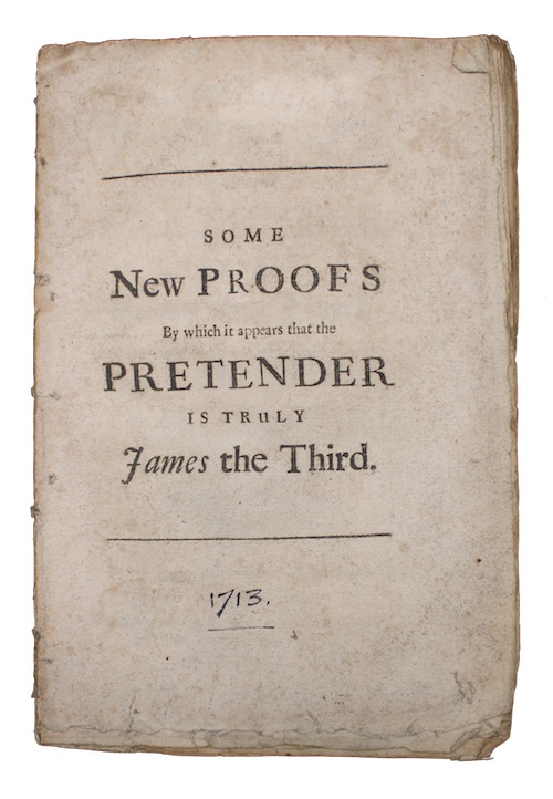 """Photo of """"Some New proofs By which ..."""""""