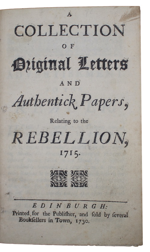 "Photo of ""A collection of Original Letters ..."""