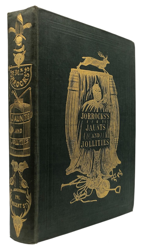"Photo of ""Jorrocks's jaunts and jollities..."""