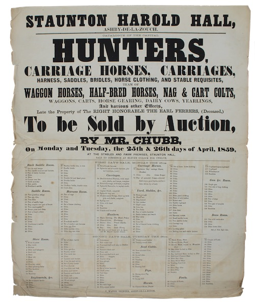 "Photo of ""Catalogue of the capital hunters, ..."""