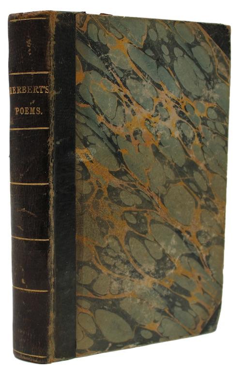 "Photo of ""Herbert's poems.."""