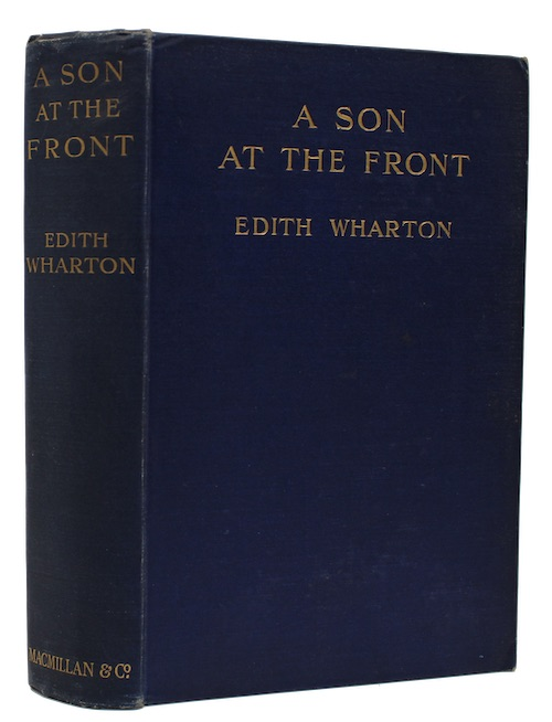"Photo of ""A son at the front"""