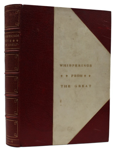 "Photo of ""Whisperings from the great: An ..."""