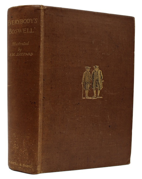 "Photo of ""Everybody's Boswell: Being a lIfe ..."""