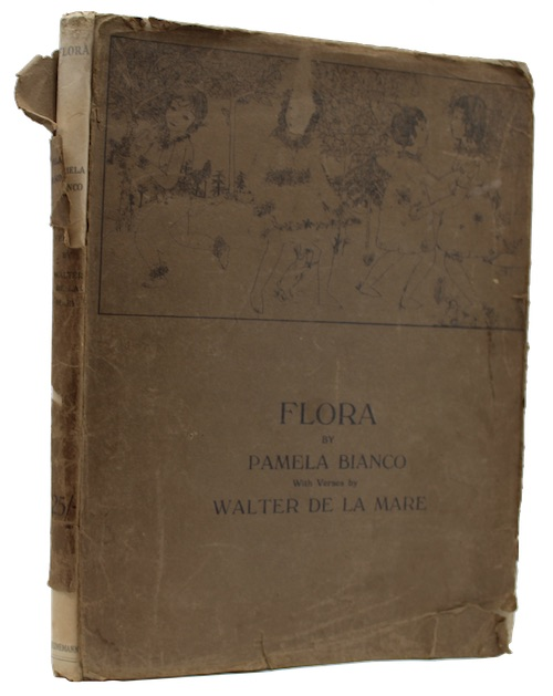 "Photo of ""Flora: a book of drawings"""