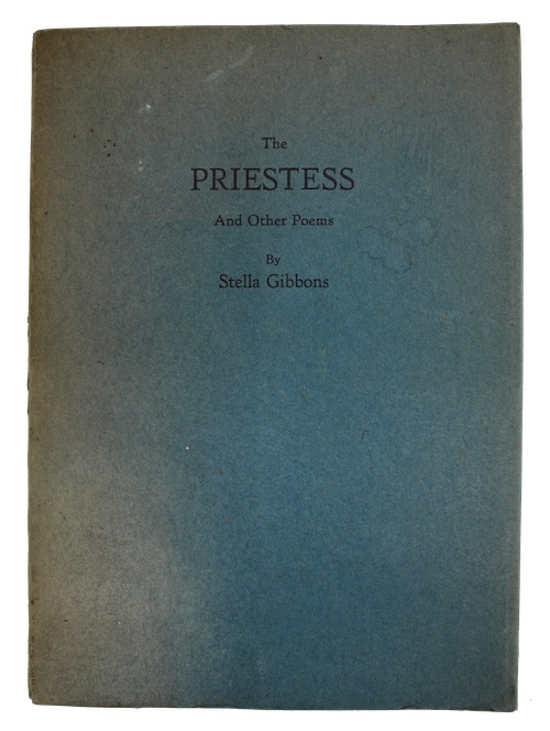 "Photo of ""The priestess And Other Poems"""