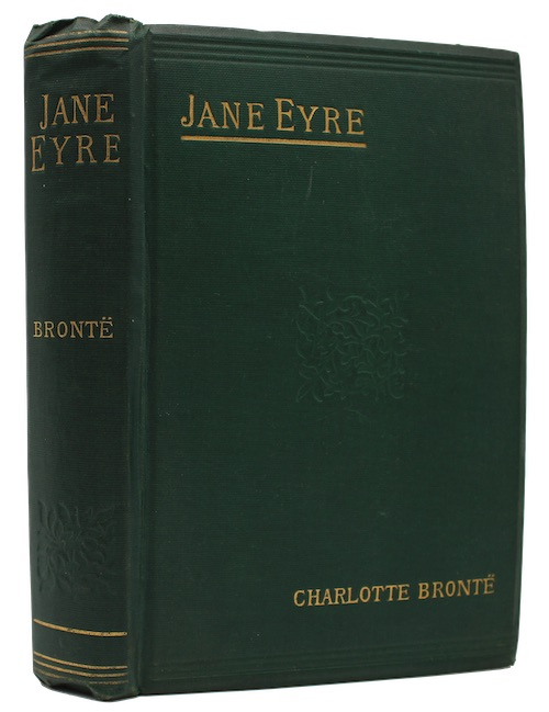 "Photo of ""Jane eyre. An autobiography"""