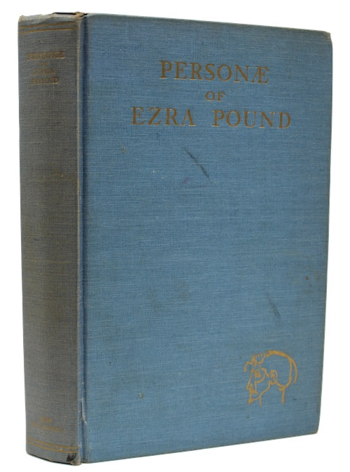"""Photo of """"Personae: the collected shorter poems ..."""""""