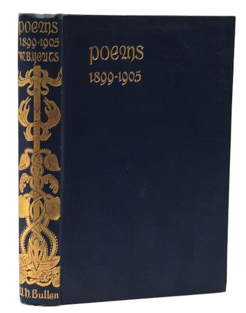 "Photo of ""Poems, 1899-1905"""