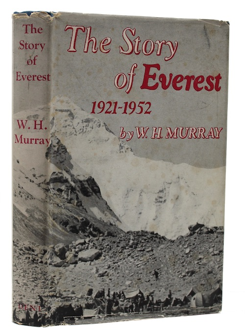 """Photo of """"The story of Everest"""""""