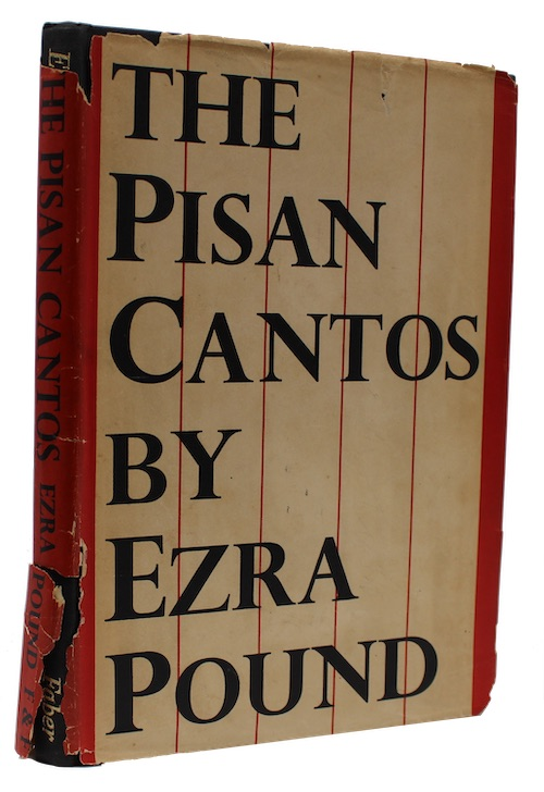 """Photo of """"The Pisan Cantos"""""""