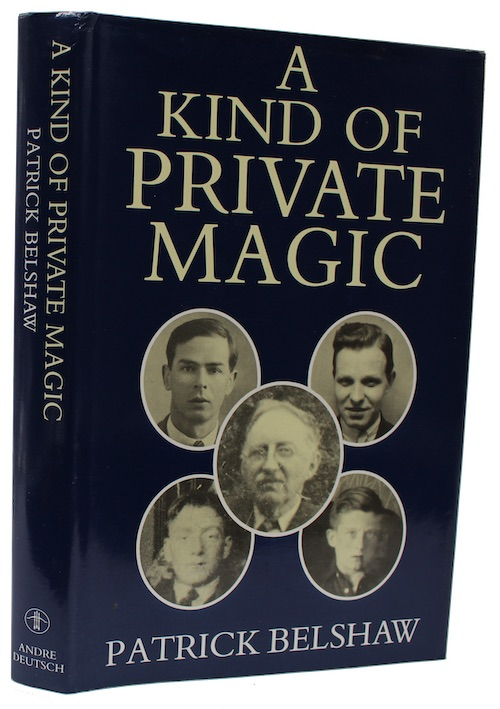 """Photo of """"A Kind of Private Magic"""""""