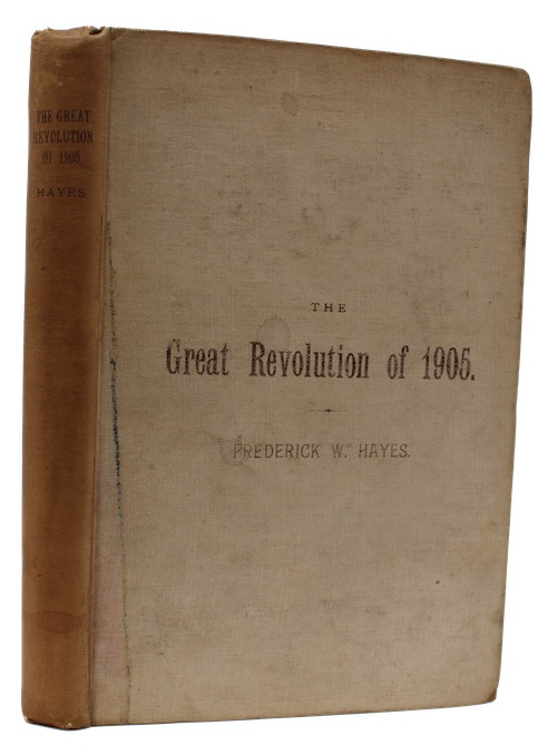 """Photo of """"The great revolution of 1905; ..."""""""