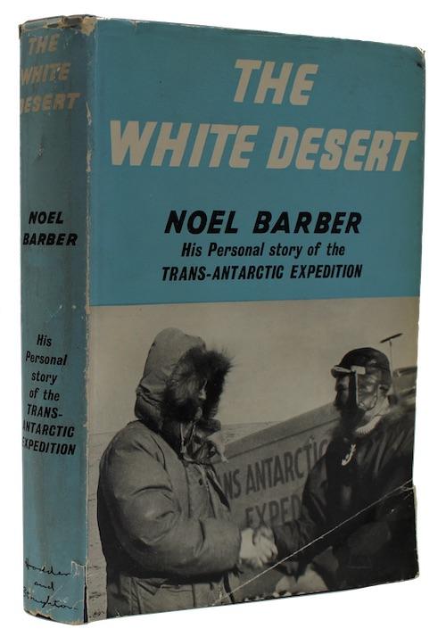 "Photo of ""The white desert"""