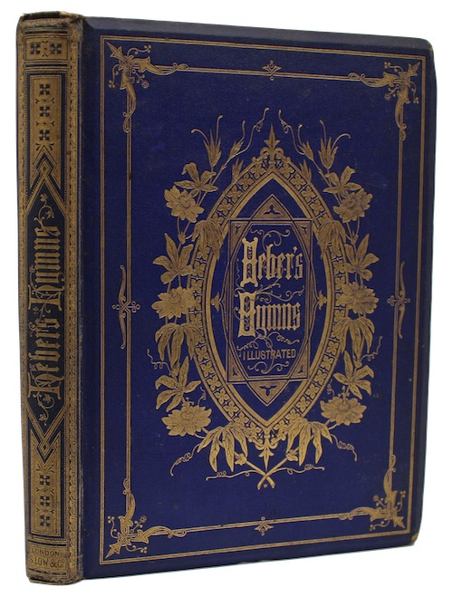 """Photo of """"Heber's Hymns"""""""