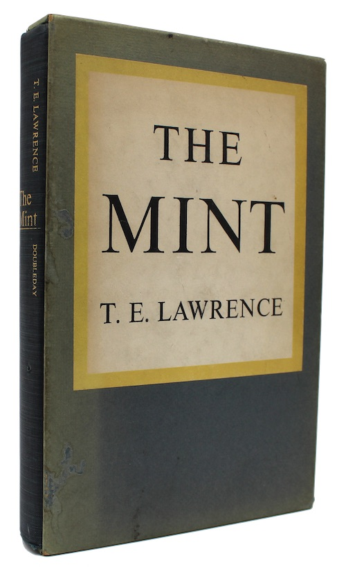 """Photo of """"The Mint. Notes made in ..."""""""