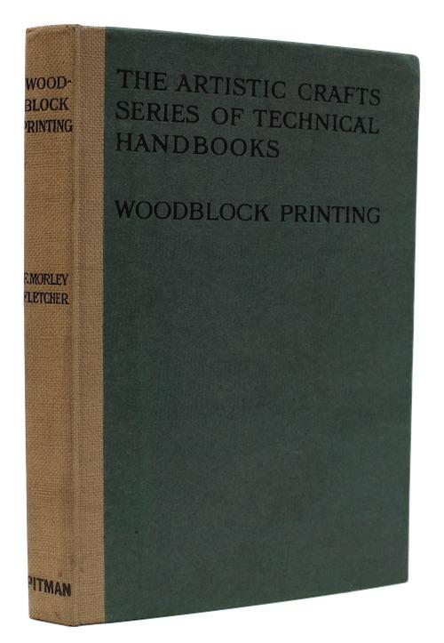 "Photo of ""Wood-block printing.."""