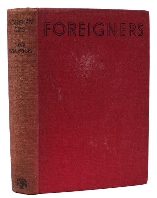 """Photo of """"Foreigners"""""""