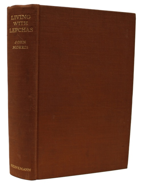 """Photo of """"Living with Lepchas: a book ..."""""""