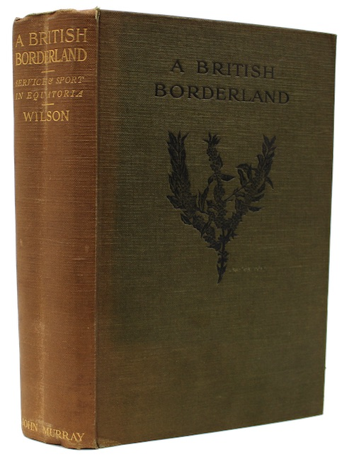 "Photo of ""A British borderland: service and ..."""