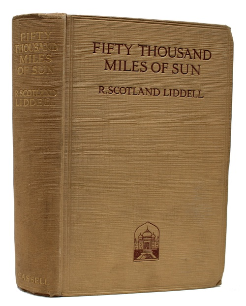 """Photo of """"Fifty Thousand Miles of Sun"""""""