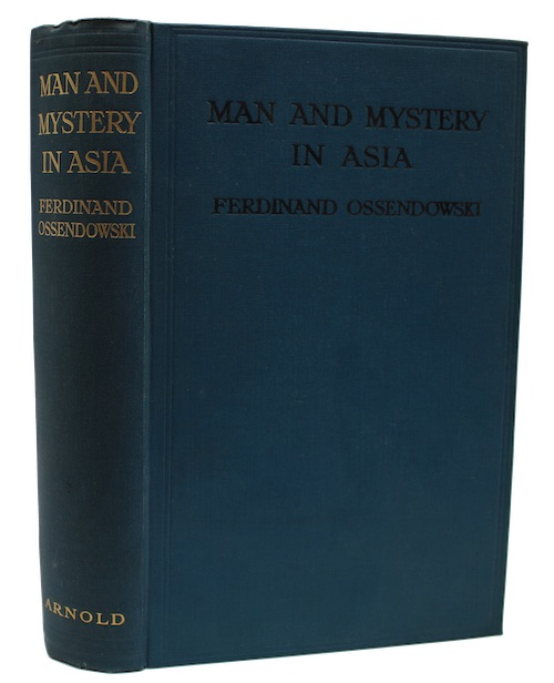 """Photo of """"Man and mystery in Asia"""""""