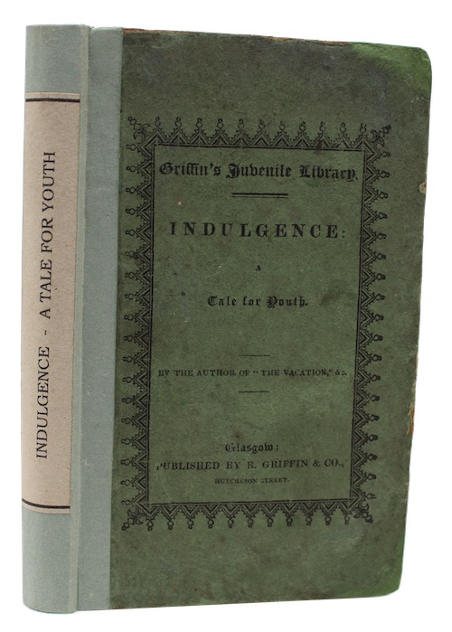 """Photo of """"Indulgence: A Tale for Youth"""""""