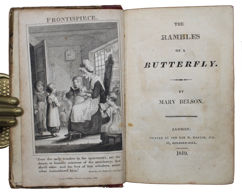 """Photo of """"The rambles of a butterfly"""""""