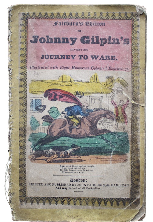 """Photo of """"Fairburn's Edition of Johnny Gilpin's ..."""""""