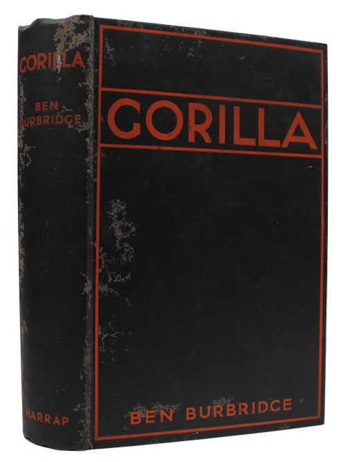 """Photo of """"Gorilla: tracking and capturing the ..."""""""