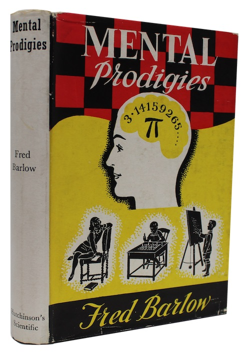 """Photo of """"Mental prodigies. An enquiry into ..."""""""