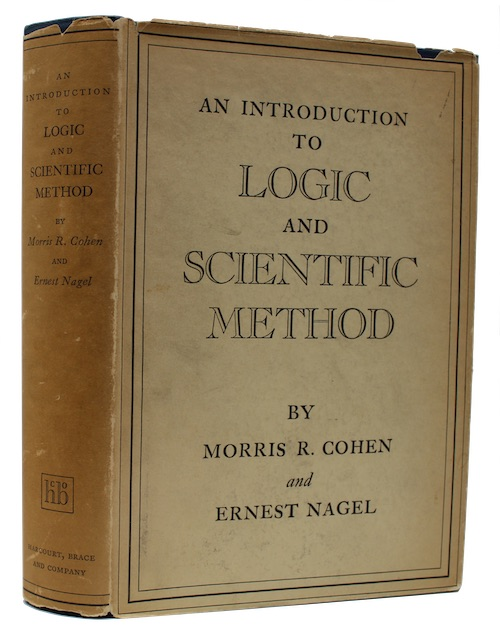"""Photo of """"An Introduction to logic and ..."""""""