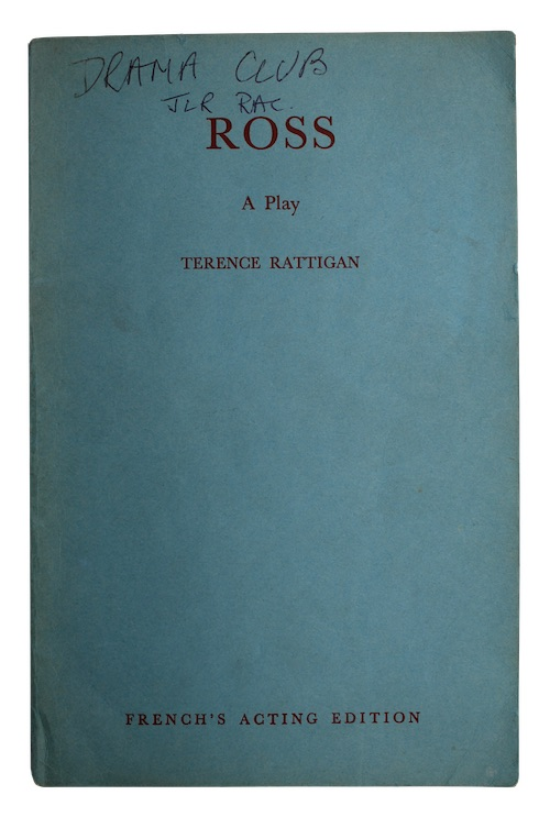 """Photo of """"Ross: A Play in Two ..."""""""
