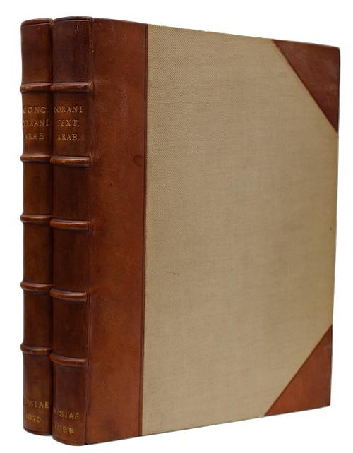 """Photo of """"Corani textus arabicus: ad fidem ..."""""""